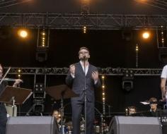 Krakowska Noc Jazzu 2015 - BBM feat Michał Urbaniak i Kuba Badach